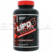 Lipo-6 Black Extreme Potency Weight Loss 120 Black-Caps (US) Снят с производства