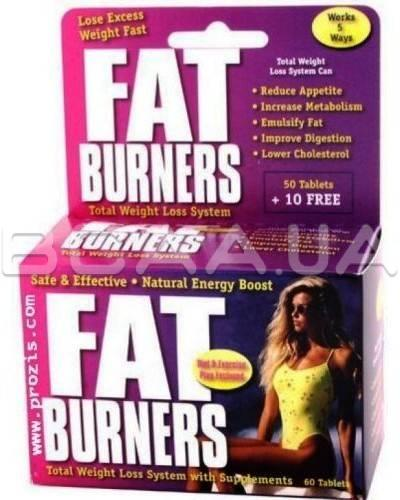 Fat Burners Box 60 таблеток