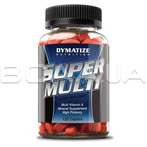 Super Multi Vitamin 120 капсул