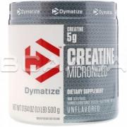 Creatine Micronized, Unflavored 500 g