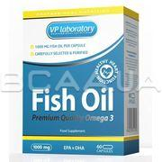 VP Lab Fish Oil 60 капсул