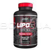 Lipo 6 Black Maximum Potency 120 капсул