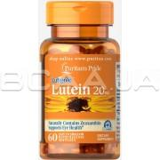 Lutein 20 with Zeaxanthin 60 капсул