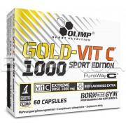 Gold-vit C 1000 Sport Edition 60 капсул
