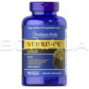 NEURO-PS GOLD 90 Rapid Release Softgels
