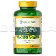 Evening Primrose Oil 1300 mg with GLA 120 Rapid Release Softgels