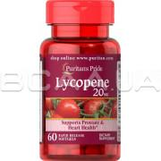 Lycopene 20 mg 60 Rapid Release Softgels