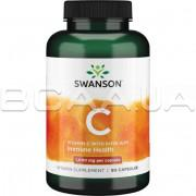 Vitamin C 1000 mg with Rose Hips, 90 Сapsules