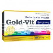 Gold-Vit for Men 30 Tabs